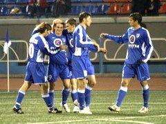 Сибирь выиграла у ПСВ в первом матче Лиги Европы