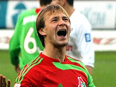 Дмитрий Сычев: Сосредоточены только на предстоящей игре