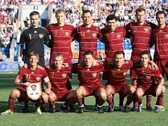 Сычев и Торбинский вызваны в сборную России