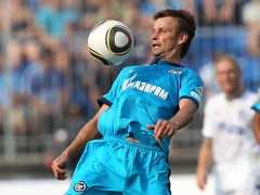 Чемпионат России: Локомотив 0:3 Зенит