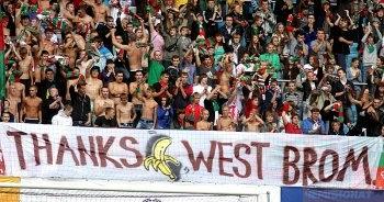 ФИФА накажет Локомотив за расистский баннер