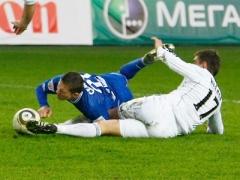 Пенальти принес Томи победу над Динамо