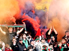 Более 60 болельщиков задержали в Черкизове
