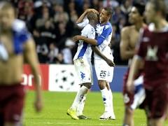 Рубин проиграл в Копенгагене, Барселона разгромила Пао