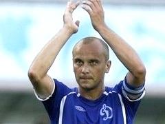 Дмитрий Хохлов.  Динамо