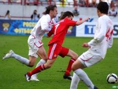 Чемипионат России: Локомотив 1:0 Спартак-Нальчик
