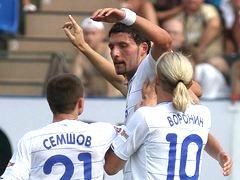 Динамо одержало крупную победу над Сибирью
