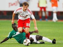 Чемпионат России: Локомотив 1:0 Анжи