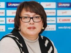 Ольга Смородская встретилась с командой
