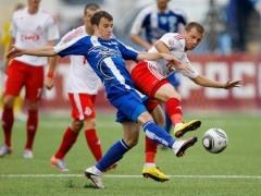 Чемпионат России: Локомотив 1:1 Сибирь
