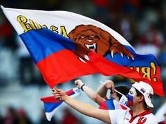 Россия лидирует в борьбе за ЧМ-2018