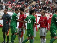 Чемпионат России: Локомотив 0:0 Рубин