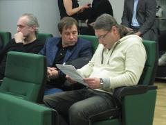Пашинин, Овчинников и Харлачев получили лицензии Pro