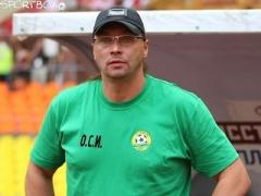 Сергей Овчинников: Амельченко — вратарь высокого класса