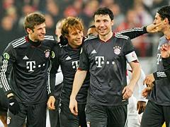 Бавария обыграла Штутгарт в Кубке Германии