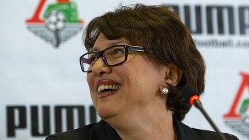 Смородская приедет в Турцию на сбор команды