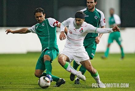 Артур Саркисов: Будем играть в быстрый и правильный футбол