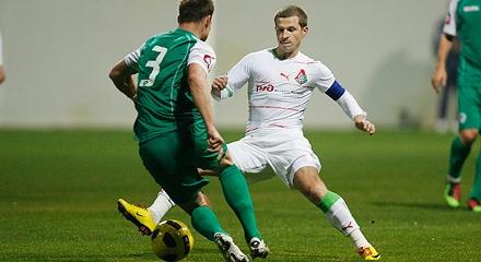 Товарищеский матч: Локомотив 1:0 Полония