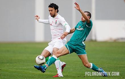 В пятницу Локомотив сыграет два матча
