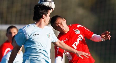 Товарищеский матч: Локомотив 1:2 Легия