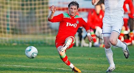 Товарищеский матч: Локомотив 0:0 Сегед