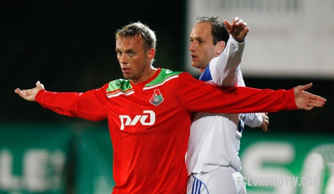 """Денис Глушаков: """"Играли лучше, чем с """"Динамо"""""""