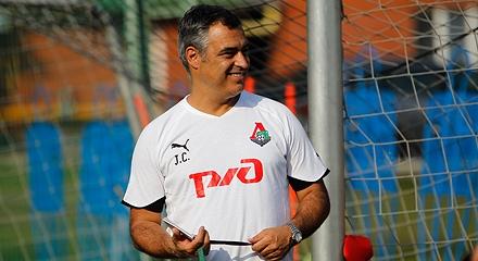 Жозе Коусейру: Игрокам Локомотива надо поверить в себя и объединиться