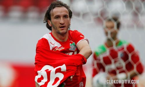 Алан Гатагов подписал контракт с московским Динамо