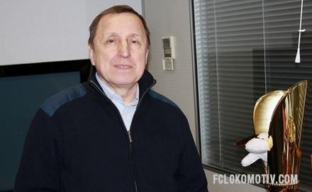 Владимир Коротков - Локомотив