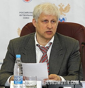 Сергей Фурсенко: На Евро-2012 хотим как минимум выйти в финал