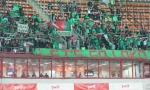 Репортаж с матча Локомотив - АЕК