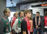Открытие музея Локомотив
