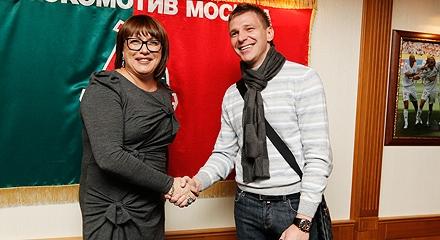"""Ян Тигорев официально перешел в """"Локомотив"""""""