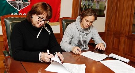 Андрей Ещенко - Локомотив