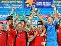 Сборная России по пляжному футболу — обладатель Кубка Европы