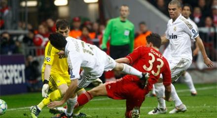 «Реал» - «Бавария»: На Мюнхен!