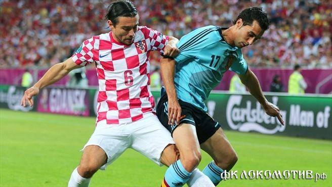Испания обыграла Хорватию и вышла из группы C с первого места