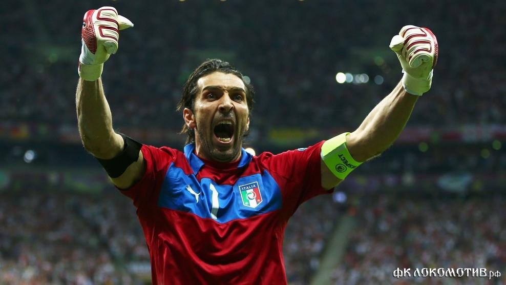 Дубль Балотелли принёс Италии победу над Германией и путёвку в финал Евро-2012