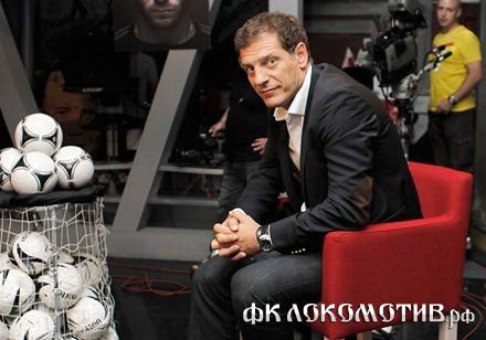 Славен Билич – в программе «Удар головой»