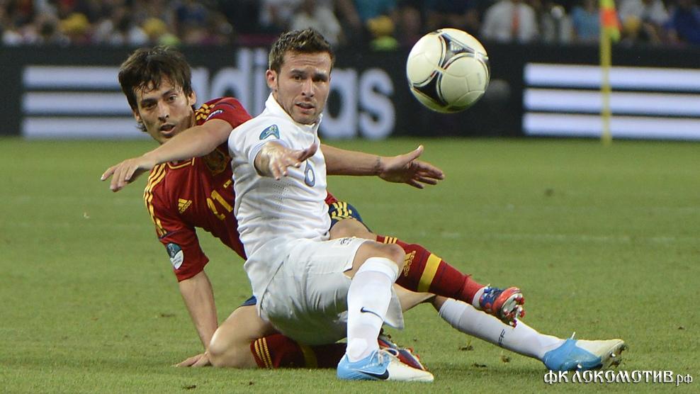Испания выиграла у Франции благодаря дублю Хаби Алонсо