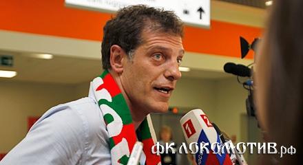 Славен Билич – в Москве!