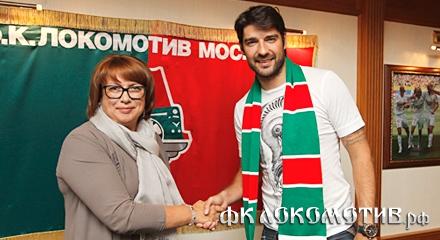 Ведран Чорлука - Локомотив