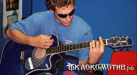 Славен Билич. Балканский музыкант.