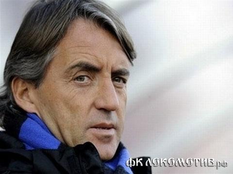 Sports ru: у РФС подписан 6-летний контракт с Роберто Манчини