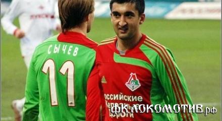 Мордовия - Локомотив: Статистика Валерия Ведерникова