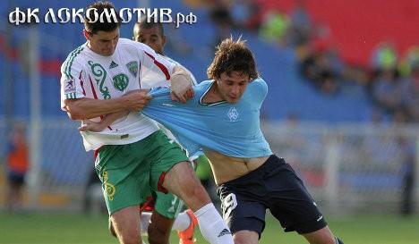 Перед матчем: «Локомотив» - «Крылья Советов»