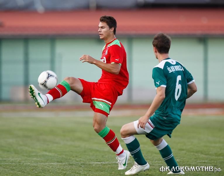 «Локомотив» - «Шленск» 3:1