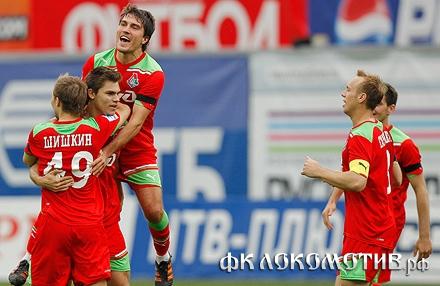 «Локомотив» и «Мордовия» откроют чемпионат России-2012/13