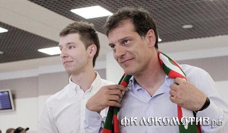 """Черевченко, Бурова и Савельев останутся в штабе ФК """"Локомотив"""" - Билич"""