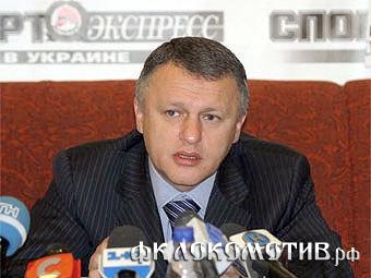 Игорь Суркис: На трансфере Алиева мы потеряли 8 миллионов евро
